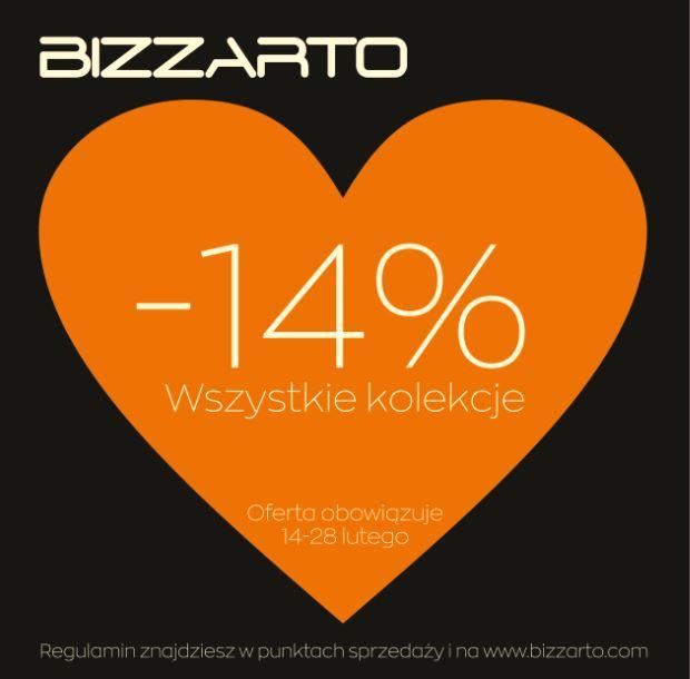 Promocja Bizzarto -14%